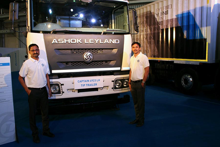 Top 5 Most Used Commercial Vehicles in India -