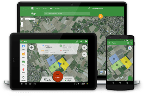 gps navigation for tractors