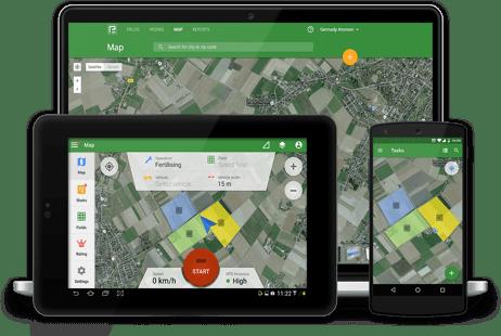 gps navigation for tractors