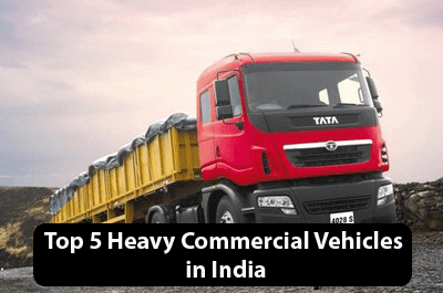 top heavy commercial vehicles in india