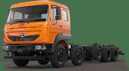 Tata Signa 3718 Overview