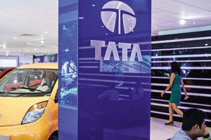 tata motors loss