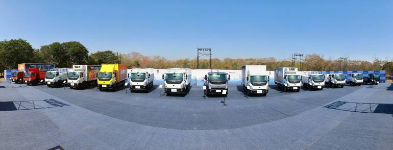 Tata Motors to hike truck, bus prices by 1-1.5% next month