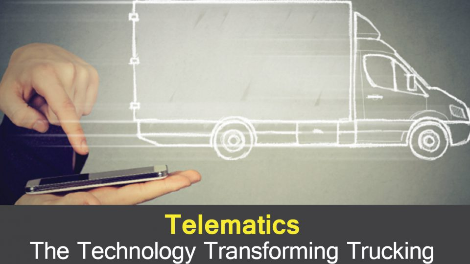 truck telematics to enhance your business