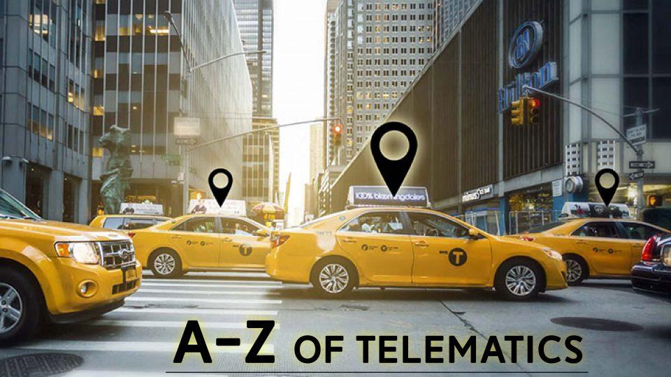 A-Z of Telematics