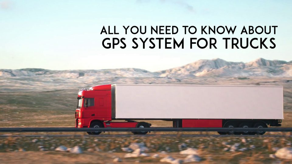 all-about-truck-gps-system