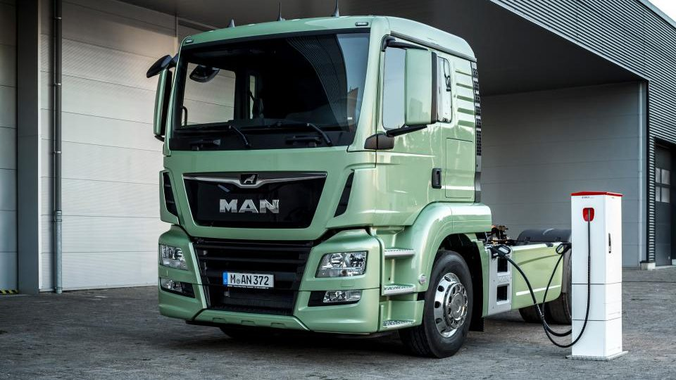 How Will Electric Vehicles Impact Commercial Fleets?