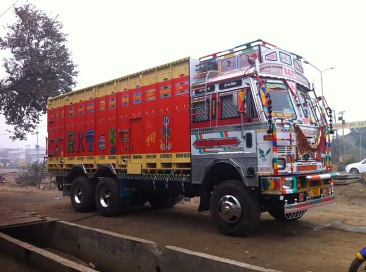 truck-india