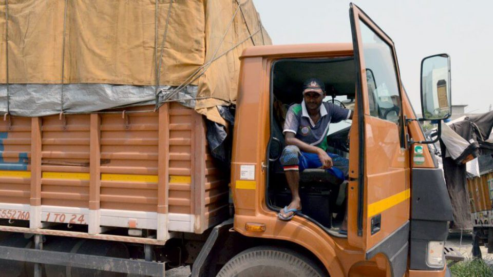 truck-driver-india