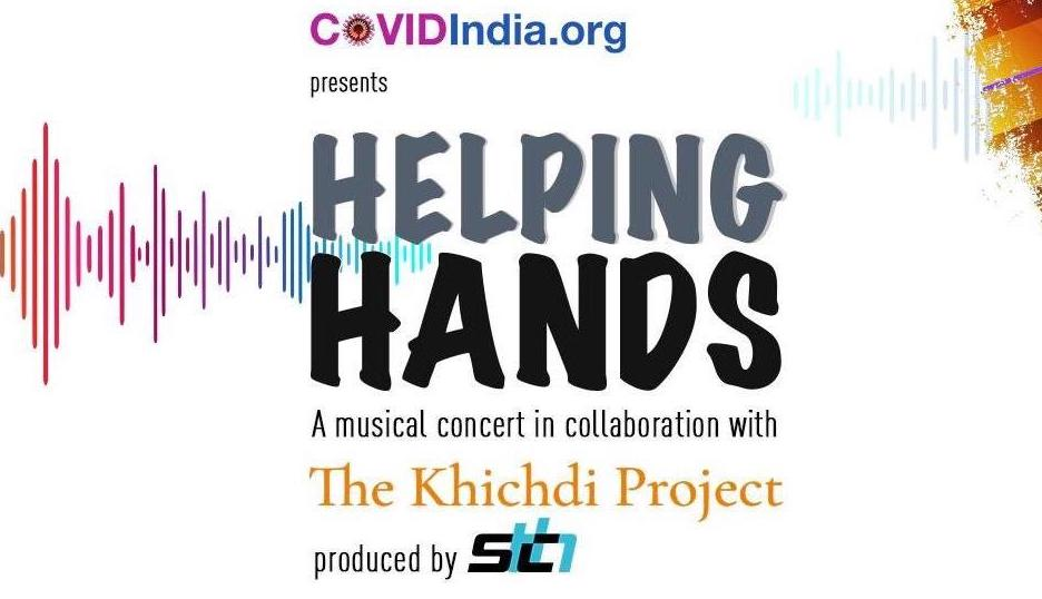 Helping Hands: A Live Concert in partnership with COVIDIndia