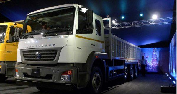 bharatbenz-truck-india