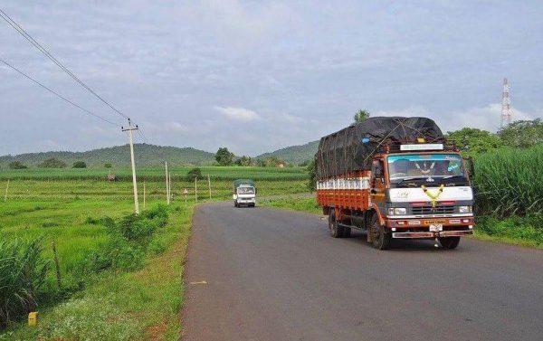 eicher-truck-india