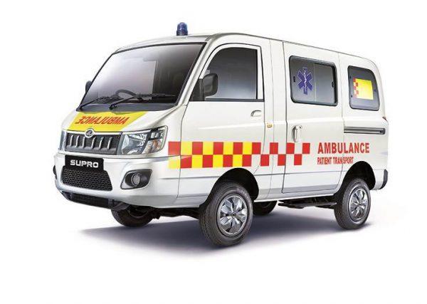 mahindra-supro-ambulance-bs-vi
