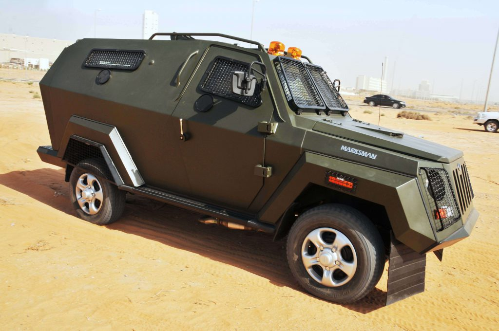mahindra-marksman-light-military-truck