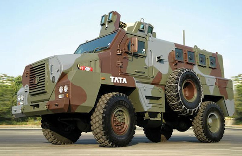Tata-Motors-4x4-MPV-military-truck